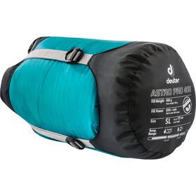 Deuter Astro Pro 400 SL Sleeping Bag Dame petrol